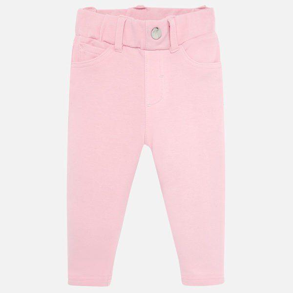 Dievčenské nohavice Mayoral ružové | Welcomebaby.sk