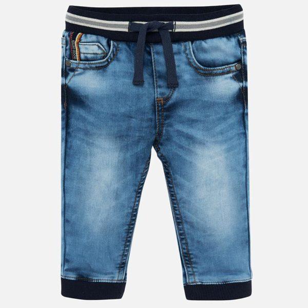 Chlapčenské rifľové nohavice soft Mayoral | Welcomebaby.sk