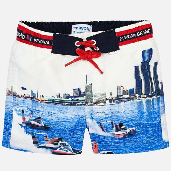 Plavky s potlačou Mayoral | Welcomebaby.sk