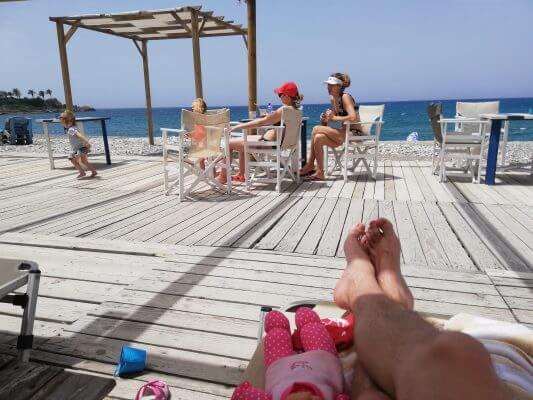 Kam s deťmi na výlet, ostrov Cyprus a moje odporúčania - Sea You Bar Cyprus | Welcome Baby