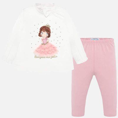 Legíny a tričká pre malé slečny | Welcome Baby
