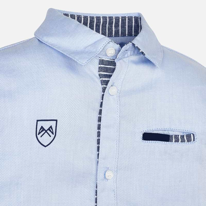 Bavlnená košeľa Mayoral | Welcomebaby.sk