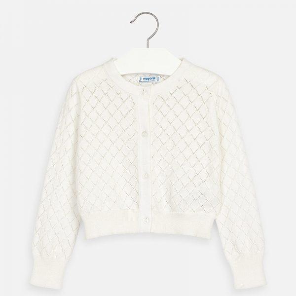 Bavlnený sveter/bolerko | Welcomebaby.sk