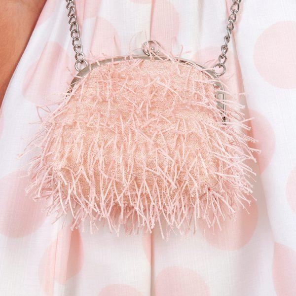 Dievčenská kabelka so strapcami Abel & Lula | Welcomebaby.sk