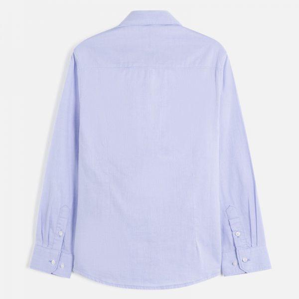 Chlapčenská košeľa s motýlikom Mayoral modrá | Welcomebaby.sk