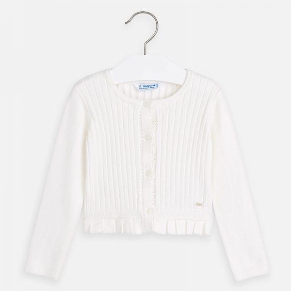 Pletený sveter Mayoral pre dievča | Welcomebaby.sk