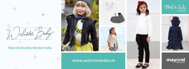 Detské oblečenie, detská móda, detský odev | Welcomebaby.sk
