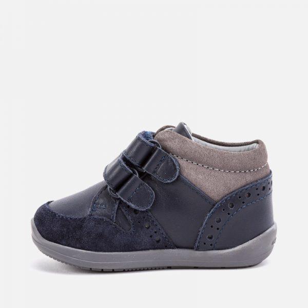 Chlapčenské topánky na suchý zips Mayoral modré | Welcomebaby.sk