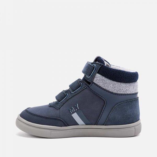 Chlapčenské topánky Mayoral modré | Welcomebaby.sk