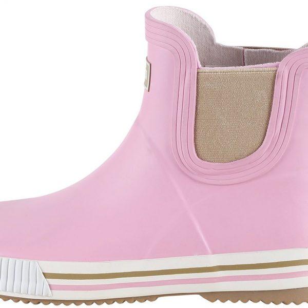 Dievčenské kotníkové gumáky REIMA Ankles ružové | Welcomebaby.sk