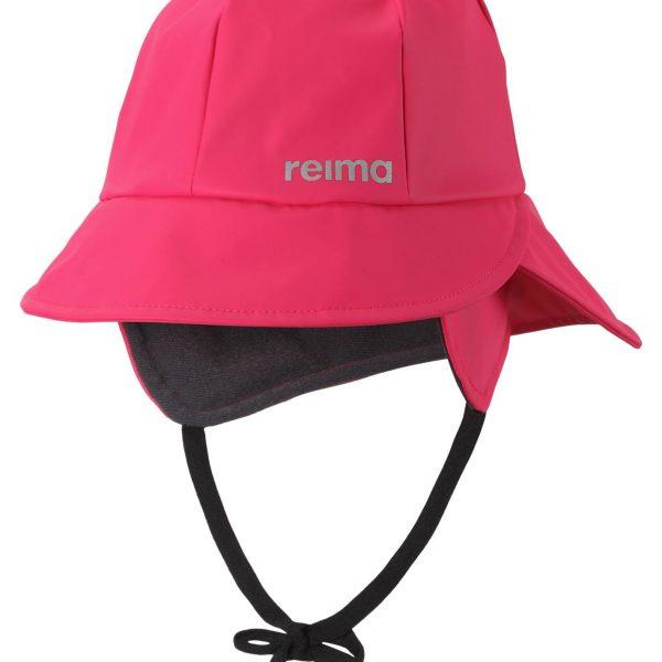Dievčenský klobúčik do dažďa Reima Rainy ružový | Welcomebaby.sk