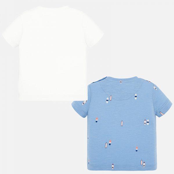 Chlapčenské tričká 2set Mayoral sky | Welcomebaby.sk