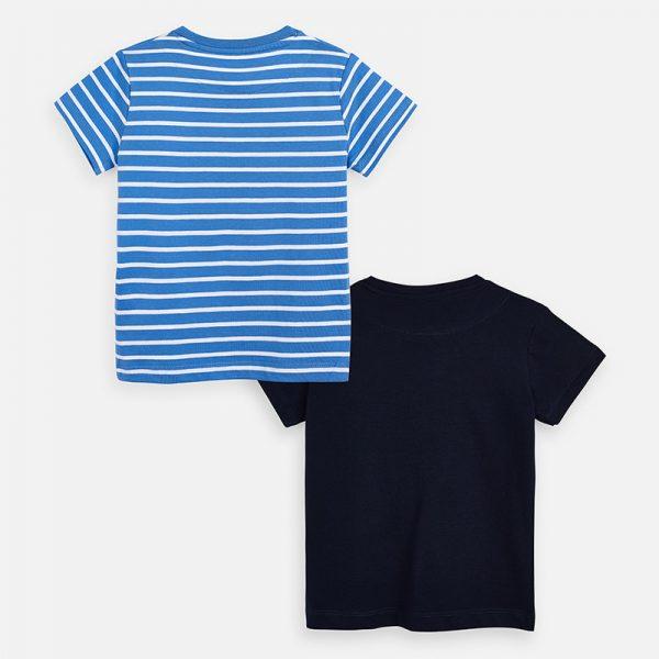 Set chlapčenských tričiek Windsurf Mayoral modré | Welcomebaby.sk