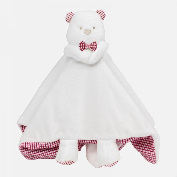 Plyšová hračka zvieratko gugu Mayoral biela | Welcomebaby.sk