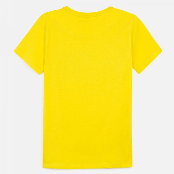 Chlapčenské tričko s krátkym rukávom Pacific Bay žlté | Welcomebaby.sk