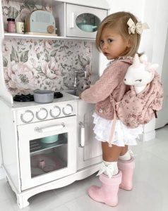 Podkolienky s maslou a stylove detske oblecenie | Welcomebaby.sk